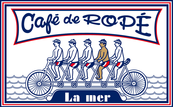 Café de Ropé La mer