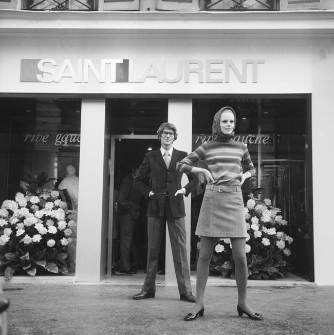 size 40 e7feb ba61b Saint Laurent Paris(サンローラン パリ)と改名されるのは ...