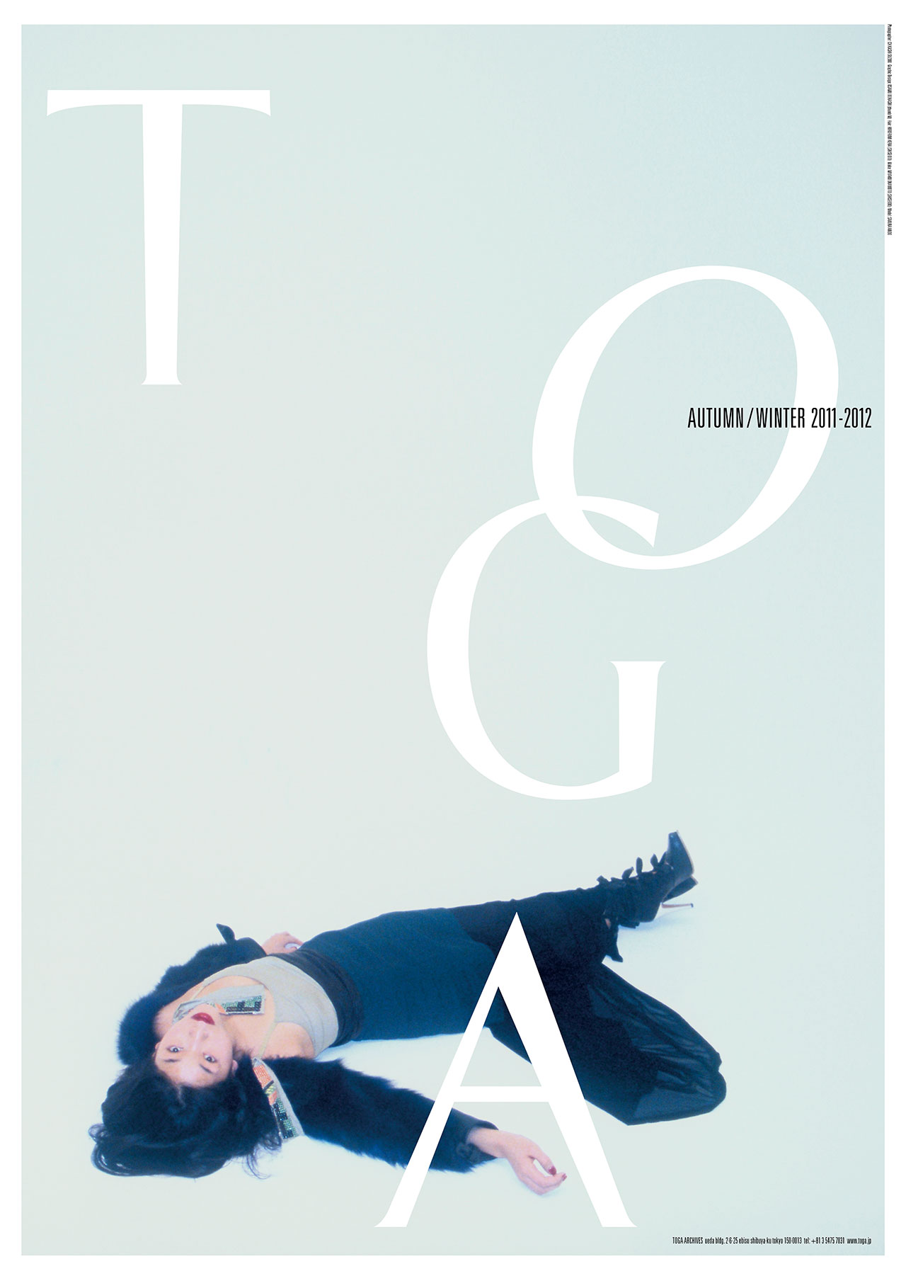 TOGA 2011-12 A/W Campaign