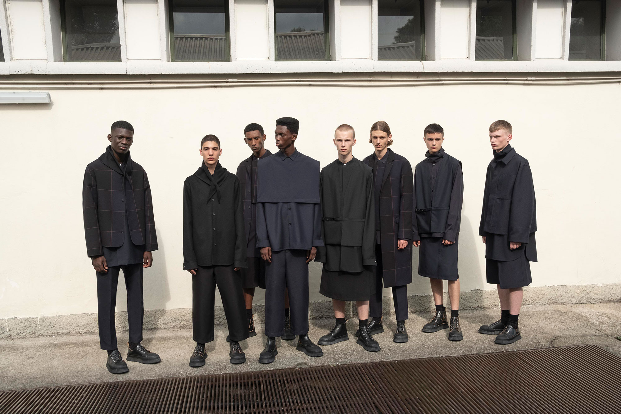 JIL SANDER 2019 Spring/Summer Mens Collection
