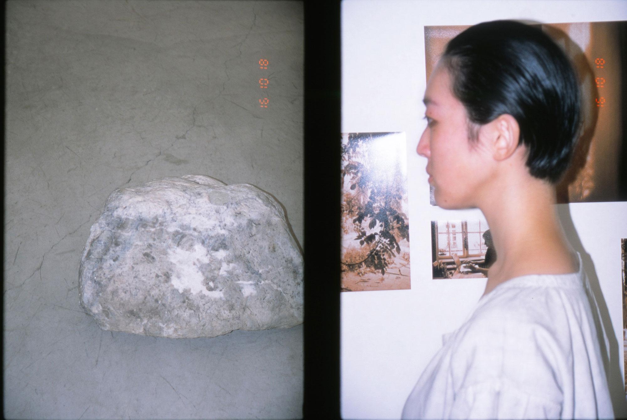 "Elein Fleiss と Cosmic Wonder によるコレクション ""Autre Temps"" のパフォーマンス | Photo by Chikashi Suzuki"