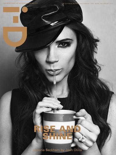©i-D Magazinei | Victoria Beckham