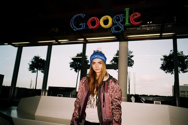 TOPSHOP x Google+