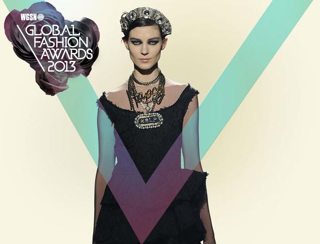 Source: Global Fashion Awards HP