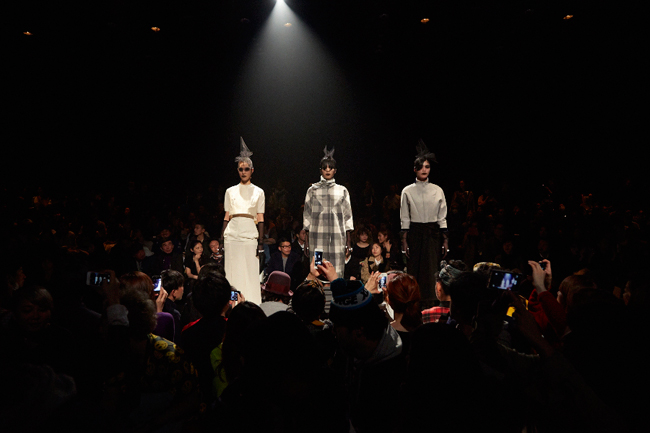 Nyte 2014AW Collection at 'HAPPENING'