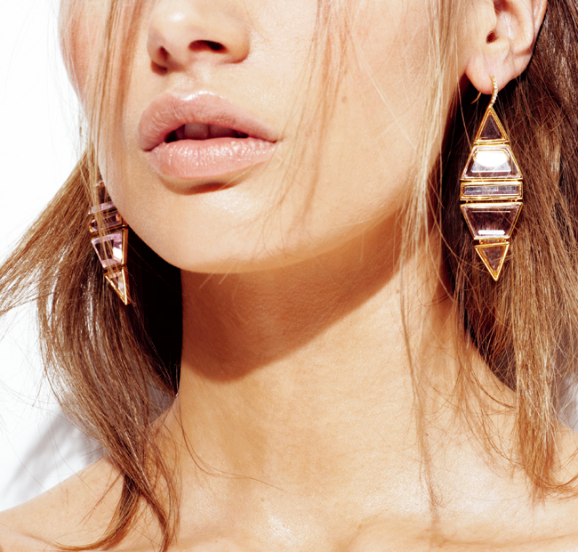 Jennifer Meyer for JCrew Earrings