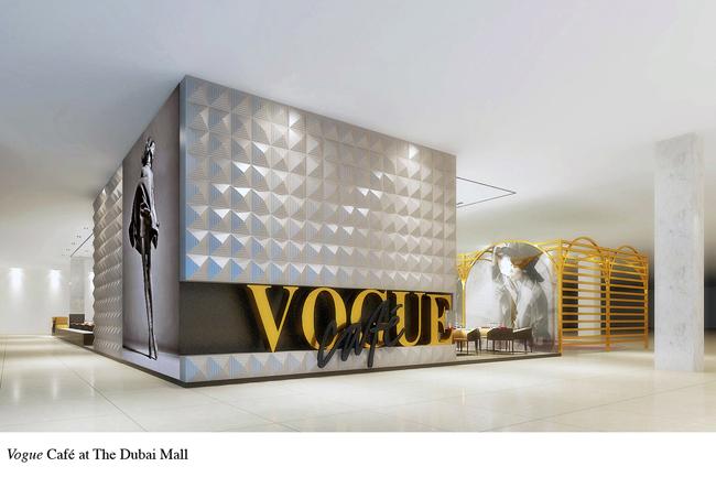 Vogue Café Dubai | Source: Condé Nast International