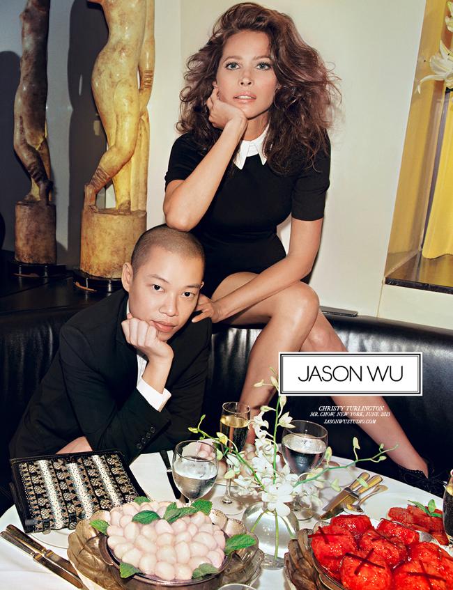 Photography: Inez van Lamsweerde & Vinoodh Matadin | © JASON WU