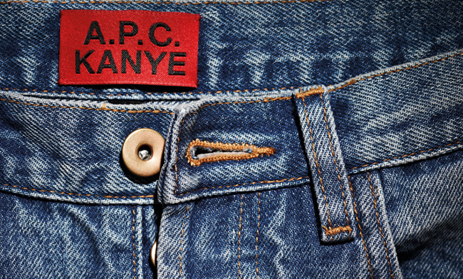 A.P.C. × Kanye West