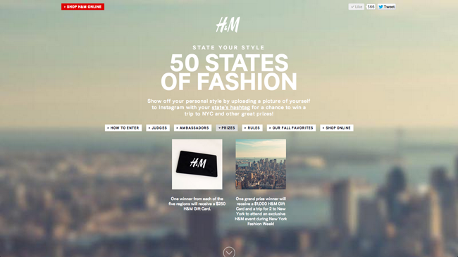 50 States of Fashion