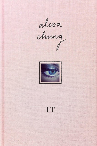 Alexa Chung's Book 'It'