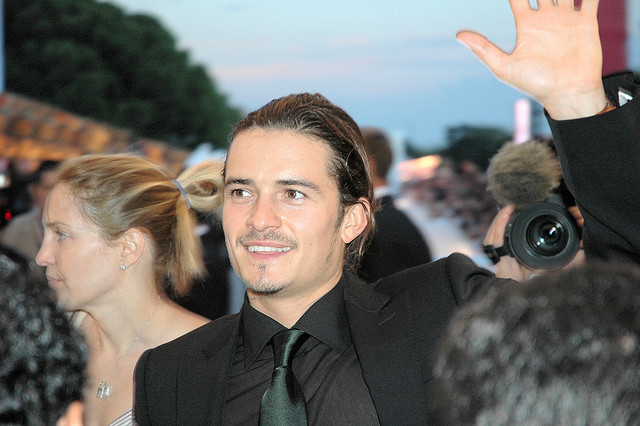 Orlando Bloom | Photo by Hengist Decius via Flickr