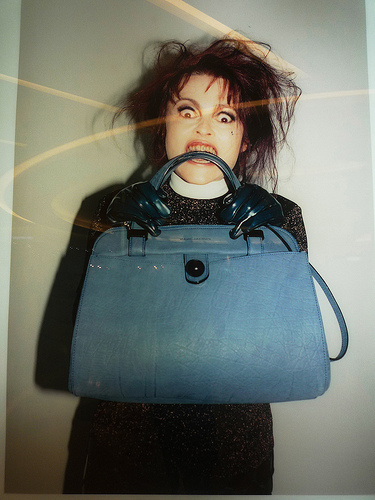 Helena Bonham Carter | Photo by antjeverena via Flickr