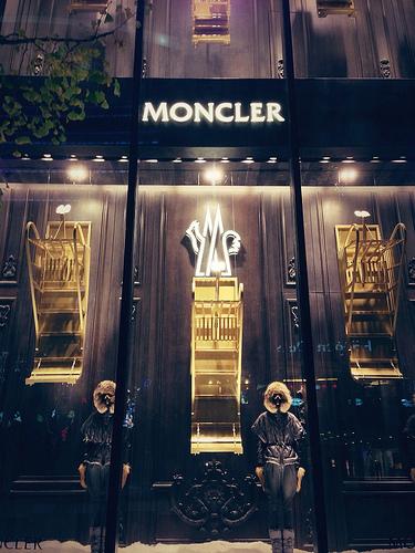 Moncler | Photo by SimonQ via Flickr