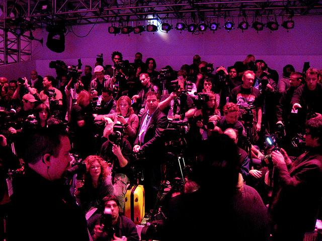 New York Fashion Week | Photo by Vanessa Bertozzi via Flickr