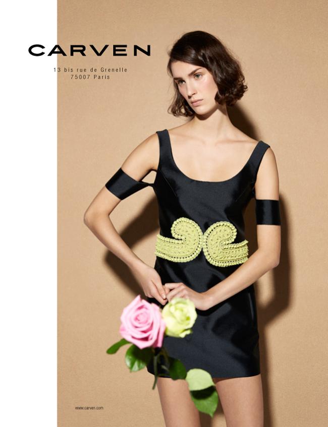 Photography: Viviane Sassen © Carven