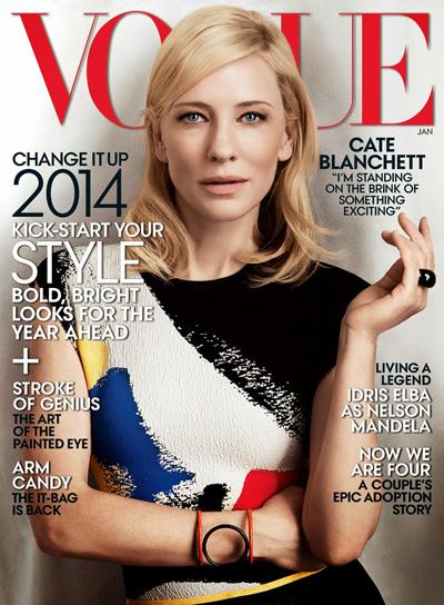 Vogue US January 2014