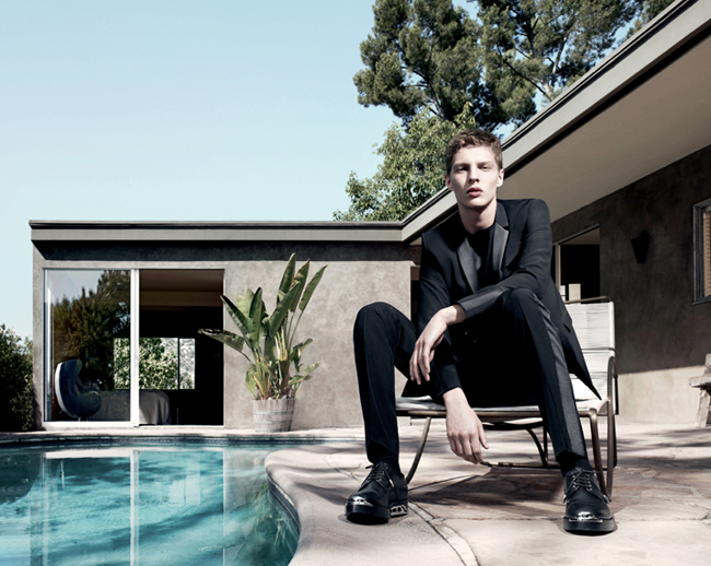Photography: Willy Vanderperre   © Dior Homme