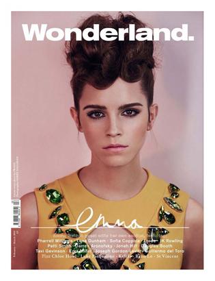 © Wonderland Magazine