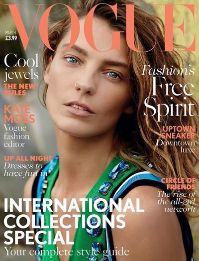 © Vogue UK, March 2014