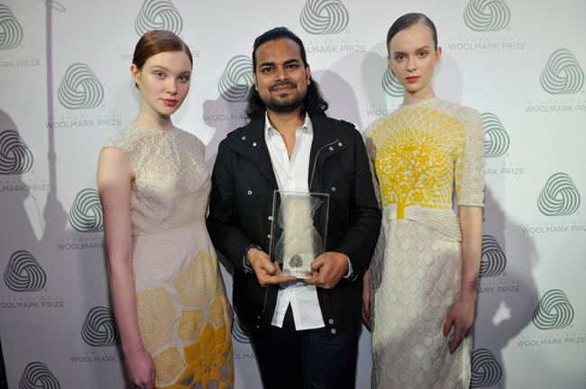 The International Woolmark Prize
