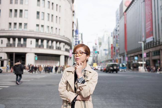 """100 Tokyo Photo Tour """"MEG"""" Photo by Keiichi Nitta / 新田桂一"""