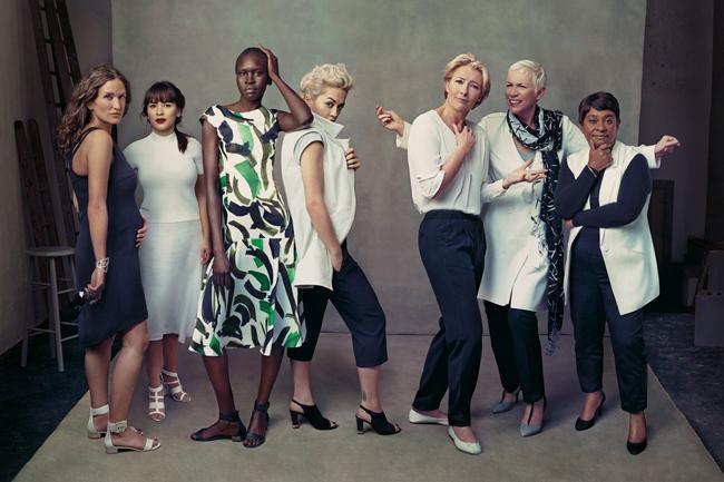 Photo By Annie Leibovitz | © Marks & Spencer