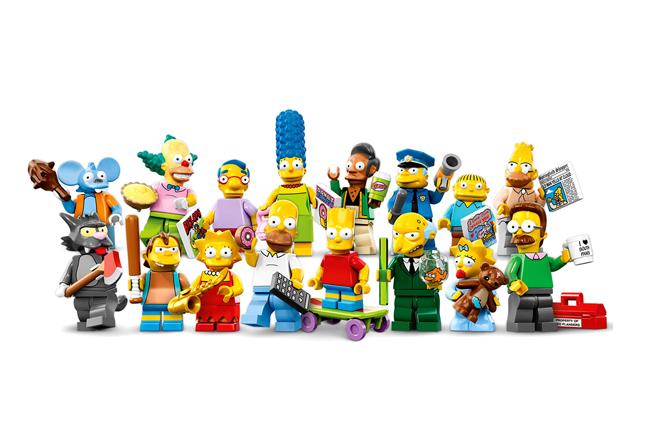 Courtesy of LEGO