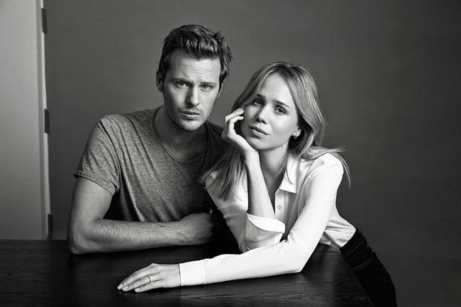 Karl Lindman and Elin Kling | Source: The Last Magazine | By GAELA BRAUN Portrait by BJORN IOOSS