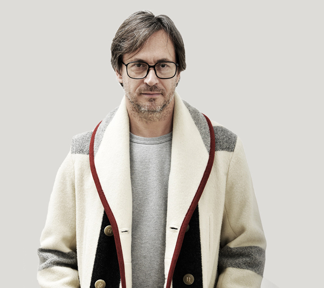 Safilo by Marc Newson | Source: Safilo's HP