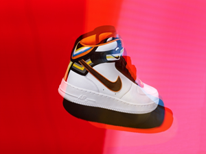 NIKE+R.T. AIR FORCE 1 MID / ¥28,080