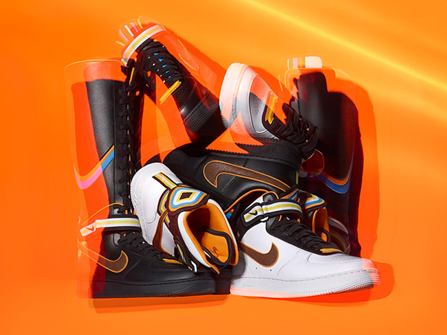 NIKE+R.T. AIR FORCE 1 COLLECTION