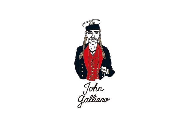 John Galliano   © THE FASHION POST