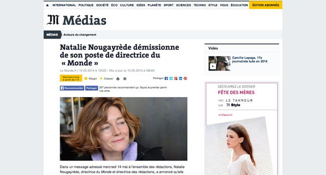 Source: Le Monde