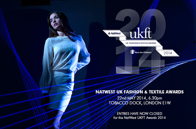 UK Fashion And Textile Awards 2014