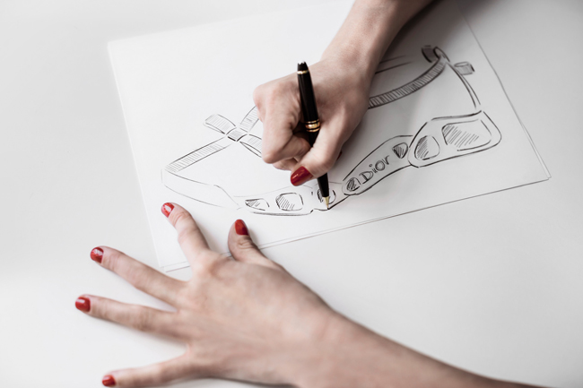 DIOR FUSION SNEAKER | © Dior