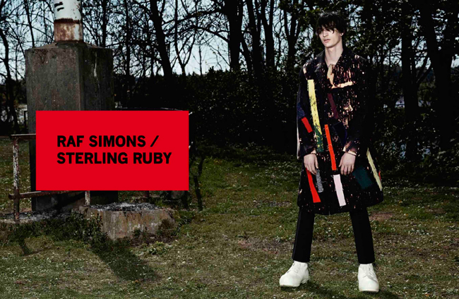 Photography: Willy Vanderperre | © Raf Simons