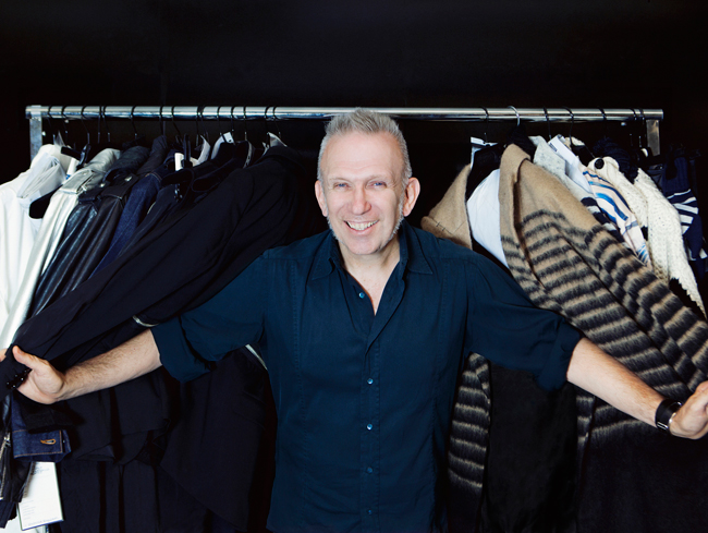 Jean Paul Gaultier | Photo: Maja Flink / Lindex