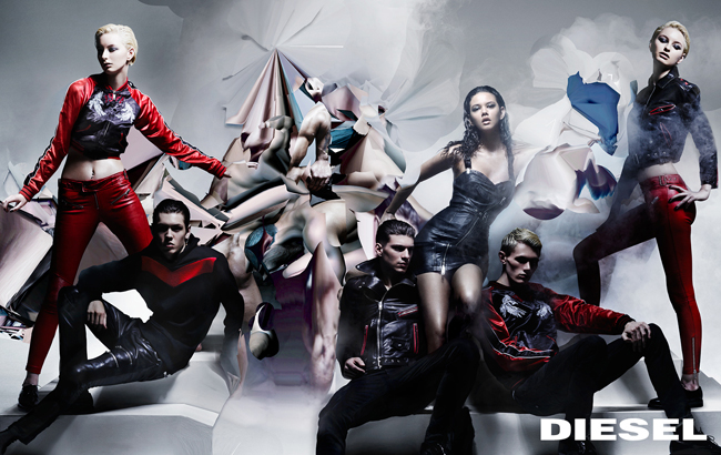 Photography: Nick Knight | © DIESEL