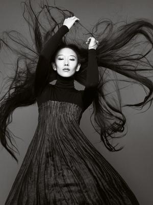 Yiqin Yin © Lancome