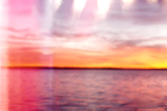マーク・ボスウィック「Abandom Reverie`」、2014年 35ミリスライドフィルムプロジェクション © 2014 Mark Borthwick Courtesy of Taka Ishii Gallery Photography / Film