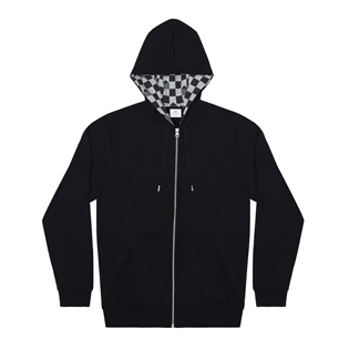 Sunspel special hoody black