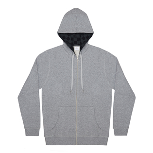 Sunspel special hoody grey