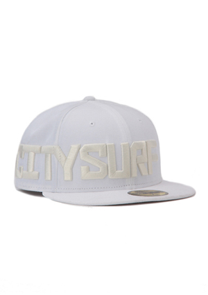 NEW ERA × G.V.G.V. 'CITY SURF CAP'/White