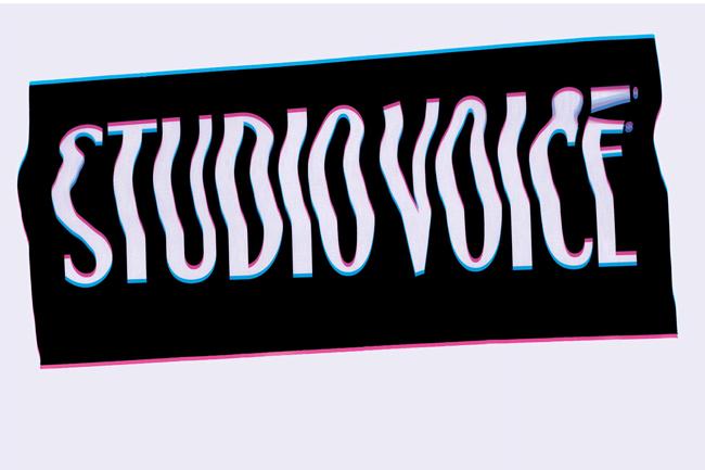 © STUDIO VOICE