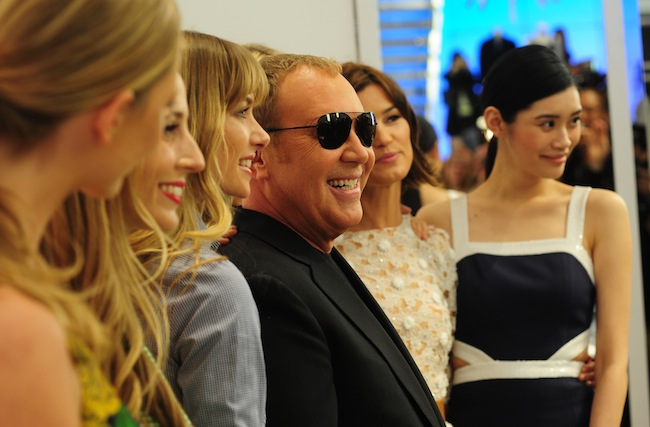 Photo by Timothy Hiatt/Getty Images for Michael Kors
