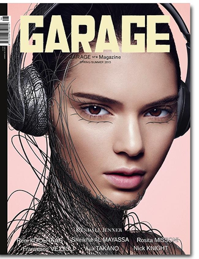 Cover images via www.garagemag.com