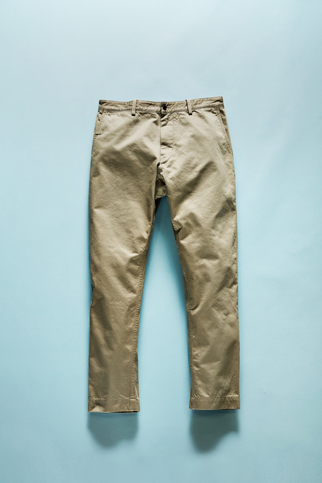 R.M.C CHINO TROUSERS ¥24,000