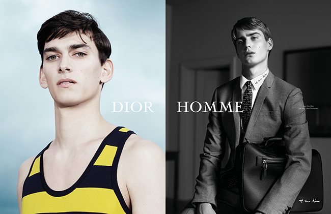 Photography: Willy Vanderperre | © Dior