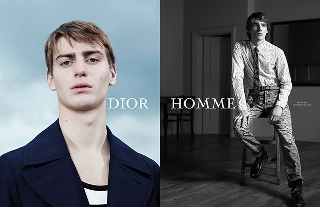 Photography: Willy Vanderperre | © Dior Homme